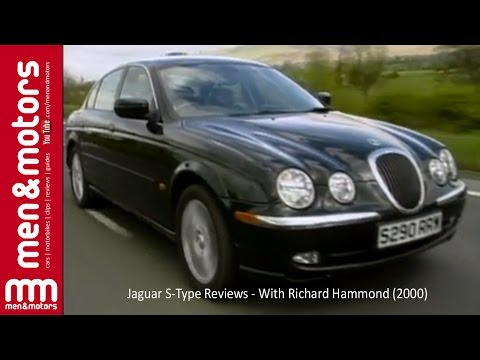 Jaguar S-Type Reviews - With Richard Hammond (2000)
