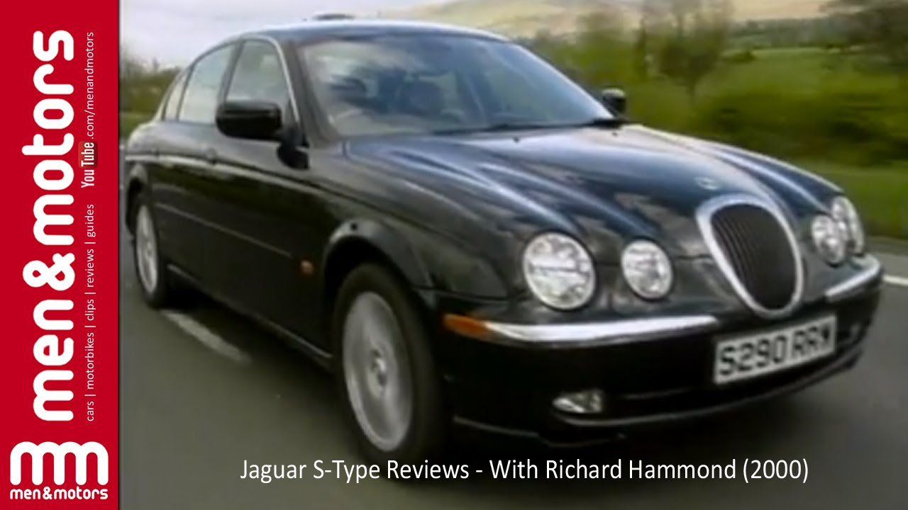 jaguar s-type reviews - with richard hammond (2000) - youtube
