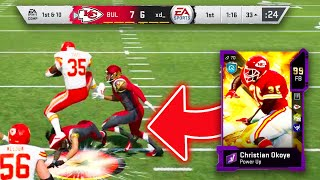 i spent 2 million coins on a... full back? 99 OVERALL NIGERIAN NIGHTMARE!  - Madden 20 Ultimate Team