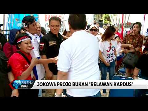 "Deklarasi Relawan ""Bara Baja"" Dukung Jokowi-Ma'ruf Amin Mp3"