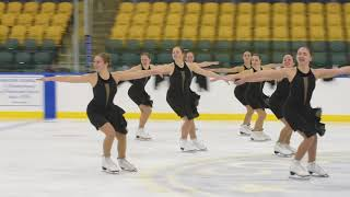 Synchronized skating is like watching the Rockettes on ice. But it ...