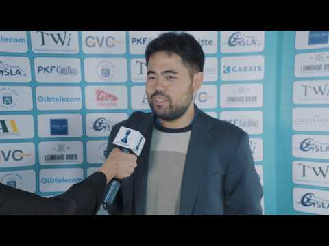 Round 4 Gibraltar Chess post-game interview with Hikaru Nakamura