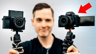 Best Camera for YouTube? Canon M50 VS. Sony A6400