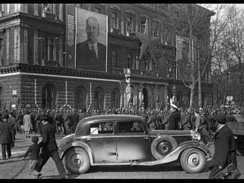 Soviet megastar Leonid Utyosov - The Danube Waves, c. 1947