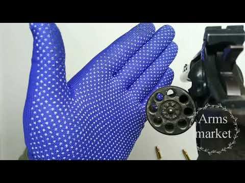 Переделка револьвера флобера под мелкокалиберный патрон. Weihrauch HW4 6″