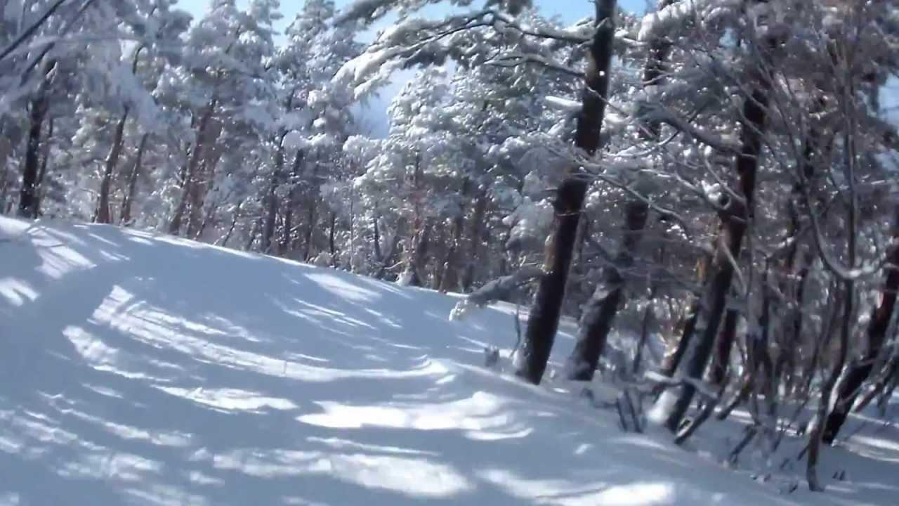 13-01-27 大山桝水高原スキー場 ...