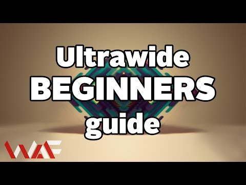 Ultrawide Beginners Guide - What To Buy and What Software To Use