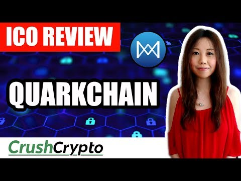 ICO Review: QuarkChain (QKC) - Highly Scalable Secure Blockchain Solution