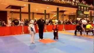 dakota comp 2014 fight 1