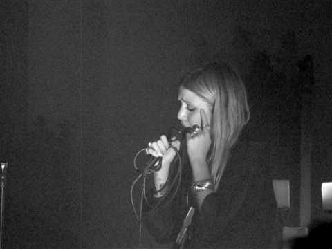 Lykke Li  Will you still love me tomorrow The Shirelles @ Hollywood Forever Masonic Lodge 52909