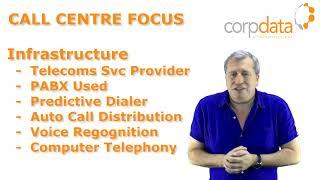 Call Centre FOCUS - Call Centre Infrastructure B2B information