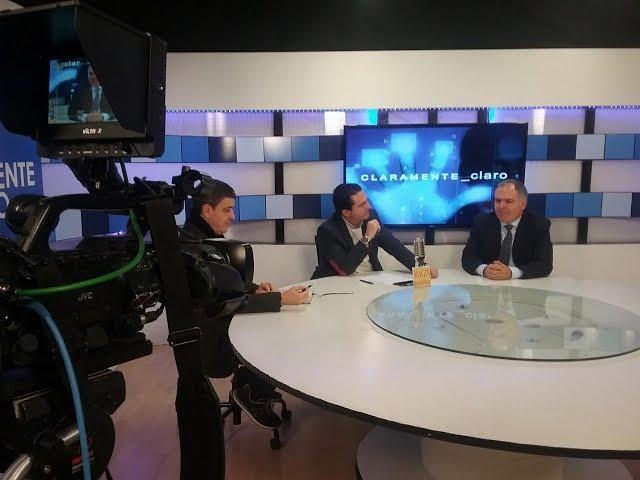 Lorenzo Vidal de la Peña: Cantabria crece por debajo de la media Nacional