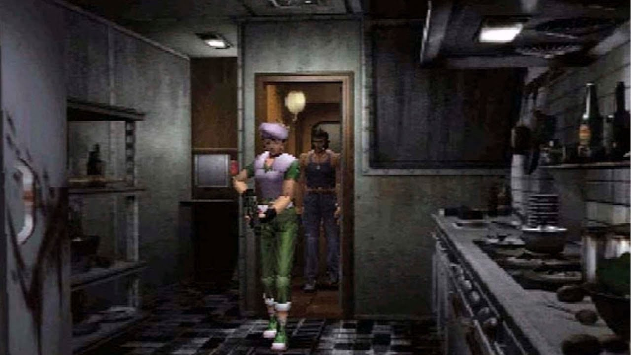 (N64) Resident Evil Zero - All Gameplay Footage [Unreleased Nintendo 64  version]