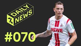 Cuisance fällt durch den Medizincheck! Marius Wolf nach Köln?  Amin Younes in die Bundesliga?