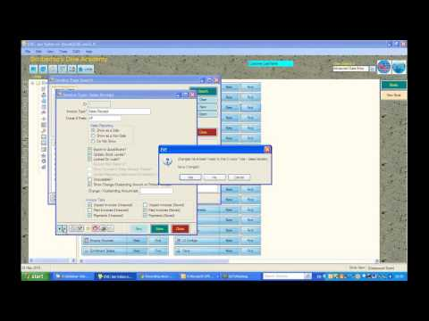Administration in EVE   How to Set Up Different Invoice Types