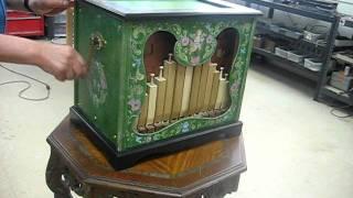 Yankee Doodle Street Organ Loading