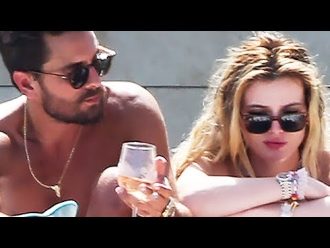Bella Thorne, Scott Disick, Kourtney Kardashian are a Cannes love triangle