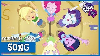 Time to Come Together   MLP: Equestria Girls [HD]
