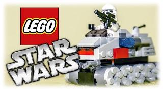 "Video For Children ""clone Turbo Tank"" Lego Star Wars 75028"