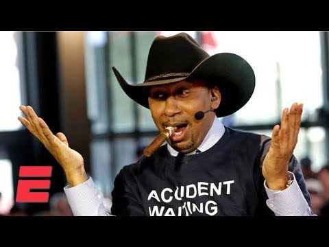 Stephen A.s best trolling moments vs. the Dallas Cowboys this season | Stephen A. Smith