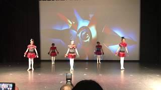Eesha Ballet dance # HARLEQUINS # 2019