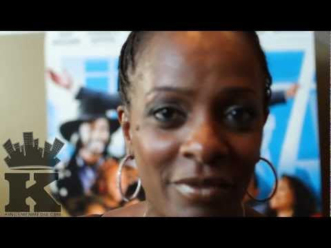 'The Obama Effect'- Red Carpet Interview with Vanessa Bell Calloway