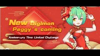 NEW Mega Events, Peggy Anniversary Challenge, Meicoomon's Travel, Double Soul Box - Lucemon & Alpham