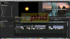 Premiere Pro Cool Effect Tutorial #4: Claritin Effect, Luma Blending and Image Sequences
