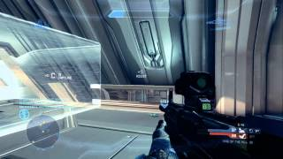 Halo 4 - (54 Kills) (158 Medals) - KotH Gameplay Haven - by Skills Z
