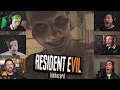Gamers Reactions to the Marguerite Jumpscare | Resident Evil 7: Biohazard
