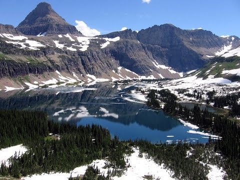 The Great Glacier National Park HD
