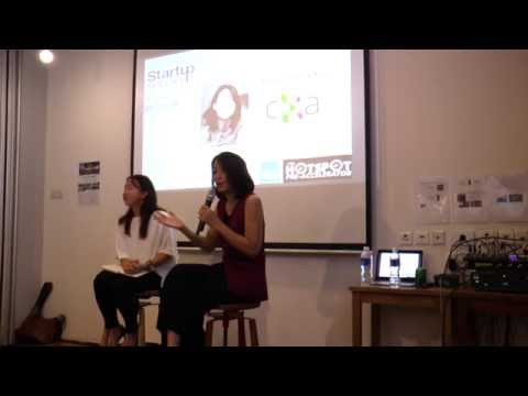 Startup Grind Singapore Hosts Rosaline Chow Koo from CXA.