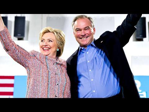 Meet Tim Kaine, Hillary's VP Running Mate