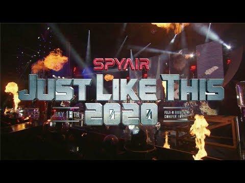 Spyair 『just Like This 2020』開催決定!