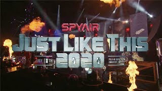 SPYAIR 『JUST LIKE THIS 2020』開催決定!