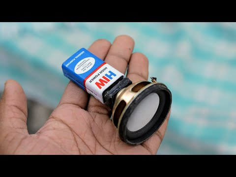 3 Brilliant Gadgets From 9V Battery  Life Hacks