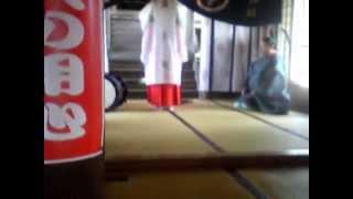 2008.9.5兜台神社、神楽09