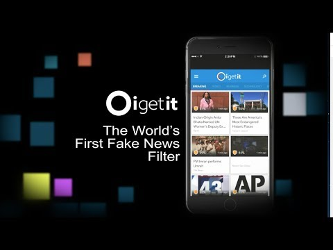 Oigetit Fake News Filter - Apps on Google Play