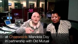 What will you DO for Mandela Day?