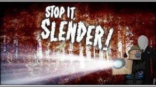 roblox stop it slender hral jsem za slendra