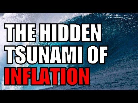 The Hidden Tsunami of Inflation