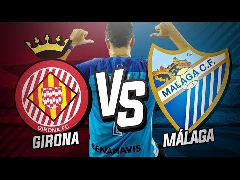 Girona FC vs Málaga CF (1-0) | Jornada 2 Liga Santander 2017/18 | Post-Partido