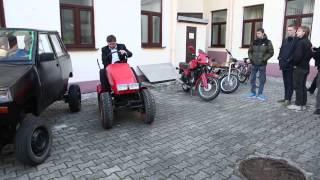 Выставка технического творчества учащихся в Гродно