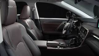 Best Cars:  INTERIOR: 2016 Lexus RX 450h