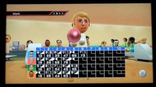 Wii have Fun #3: Bowling (Game 1)