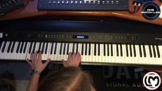 Roland FP-90 Piano Sound