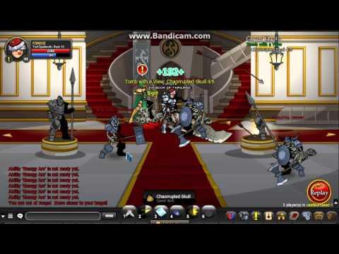 AQ สอนหาชุดทำRank ชุดPlatinum Knight