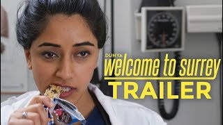 Welcome to Surrey | Trailer [4K UHD] | South Asian Webseries