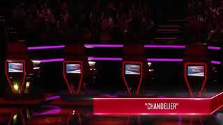 Jordan Smith- Chandelier -Sia (The Voice USA)