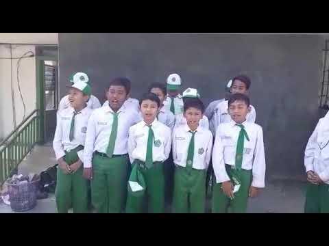video siswa kelas 6 menyanyikan lagu daerah